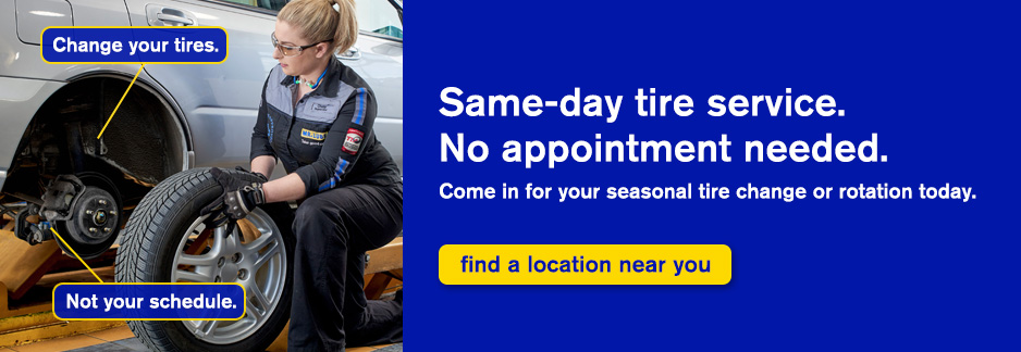Mr Lube - Same day tire service