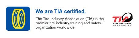 TIA certified training